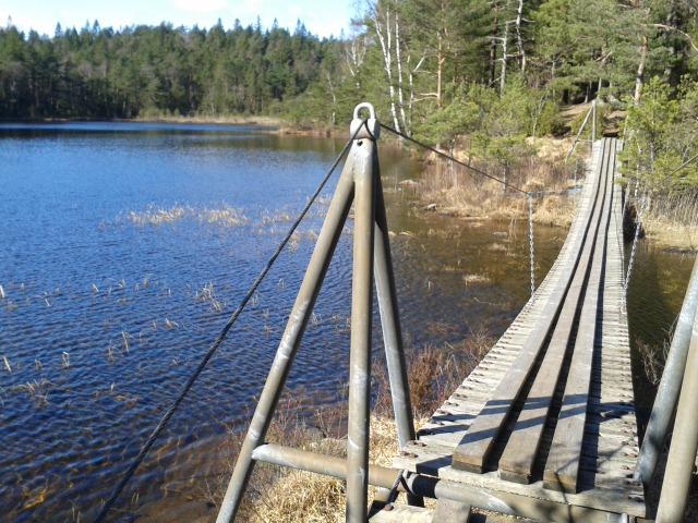 Bohusleden Brücke