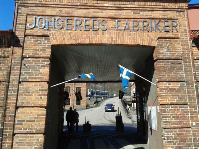 Jonsered Factories
