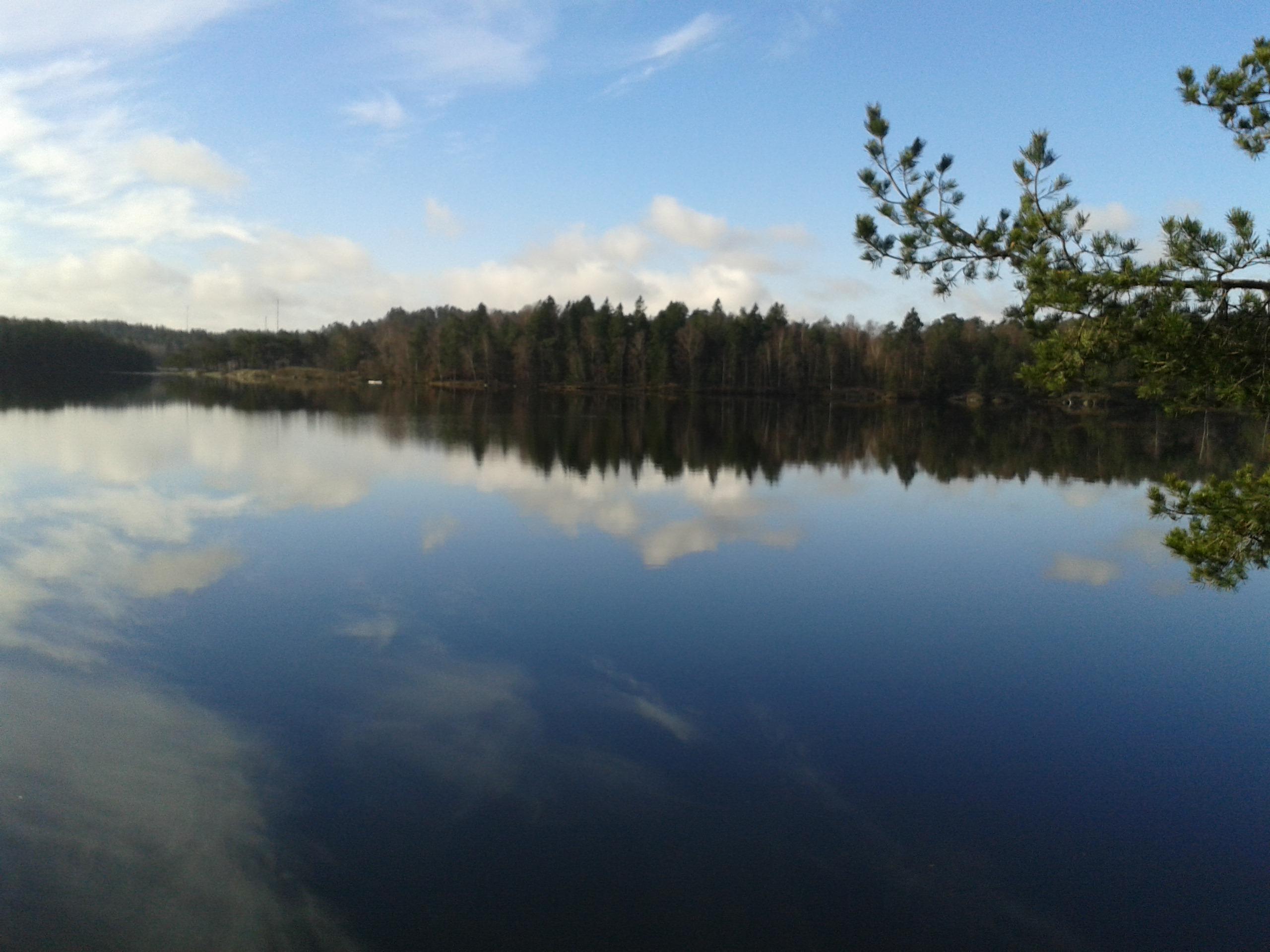 Stora Delsjön