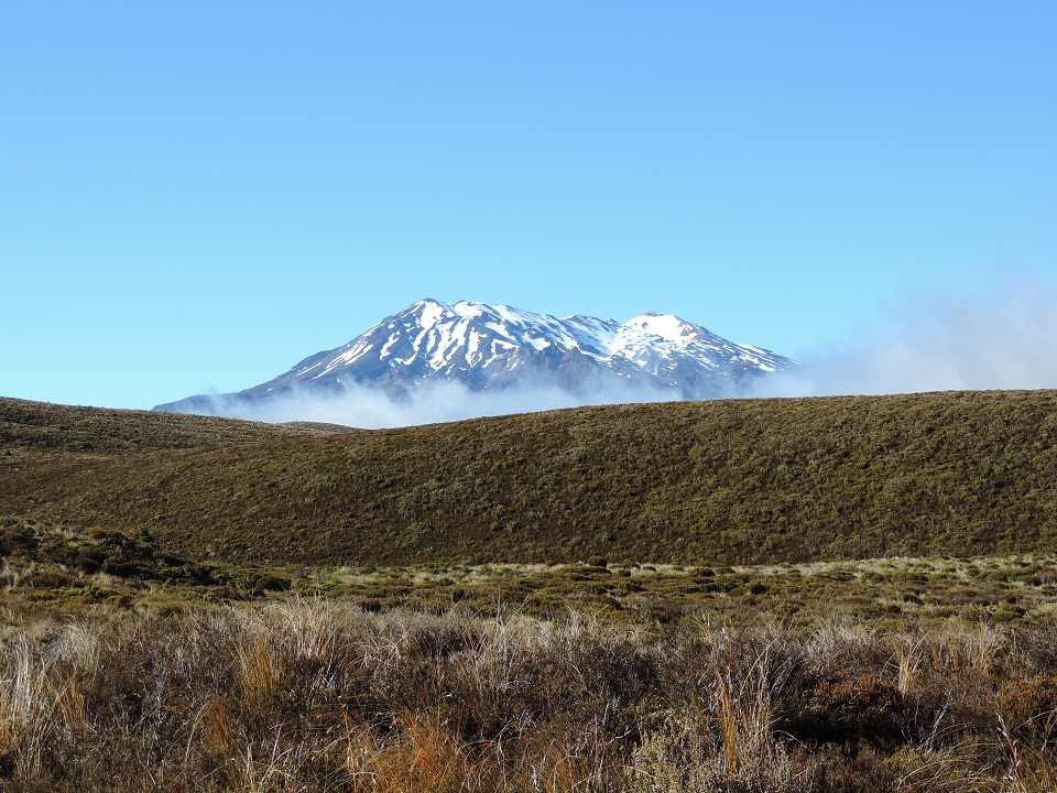 Tongariro Alpine Crossing Neuseeland
